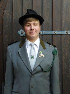 Schülerkönig Rene Adolfs