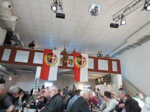 1. Generalversammlung - Saal Partytur